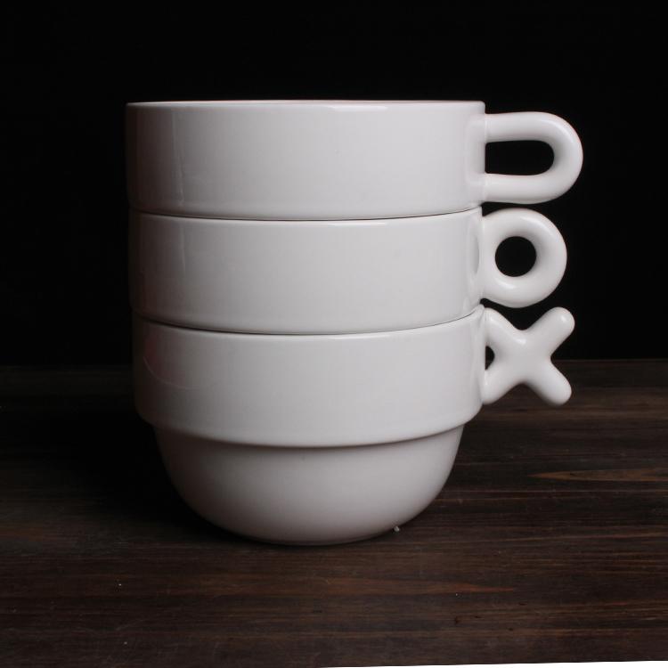 組合陶瓷咖啡杯